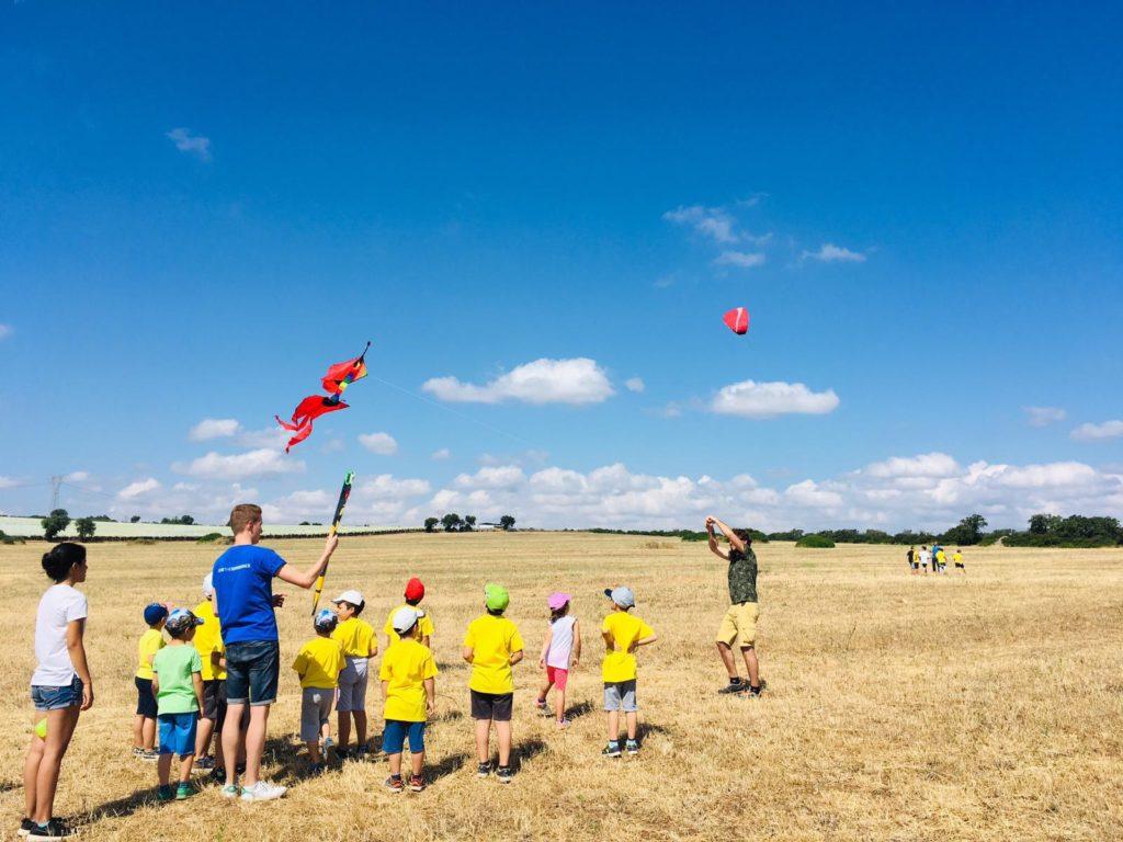 Macaranga campi estivi per bambini e ragazzi in Puglia nell'Alta Murgia