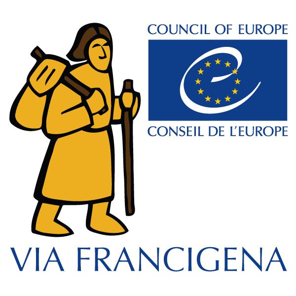 Via Francigena Consiglio d'Europa